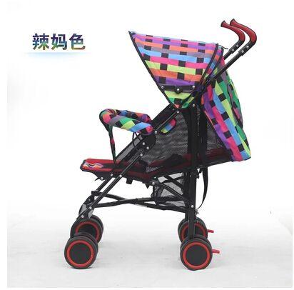 2014 Stokke Xplory stroller winter and four-wheel drive ultra portable reclining umbrella stroller folded stroller baby boy  US $198.00