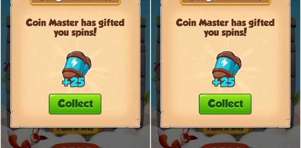 Coin master free spins get 50 free spin links 17th