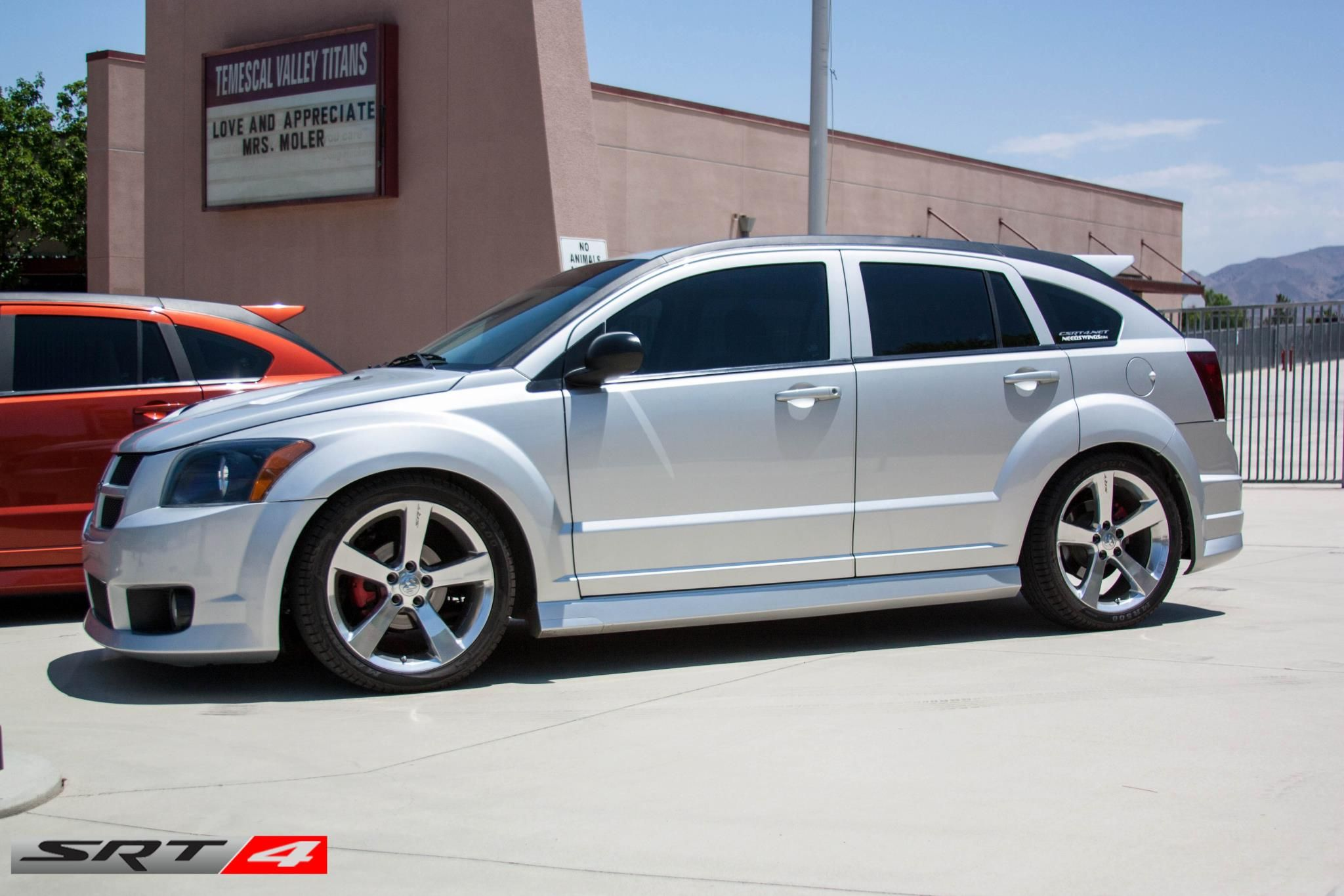 Silver Bullet Nice And Clean Caliber SRT 4 The Best