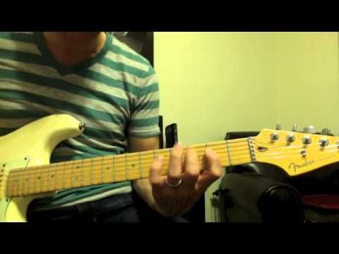 Learn To Play Fast Country Blues Riffs Like Brad Paisley Play