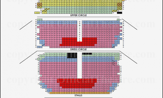 Meticulous Al Hirschfeld Theatre Seat Map The Lion King Seating Chart Foxwoods Grand Theatre Seating Chart Minskoff Seat Lion King Nyc King Nyc Theater Seating