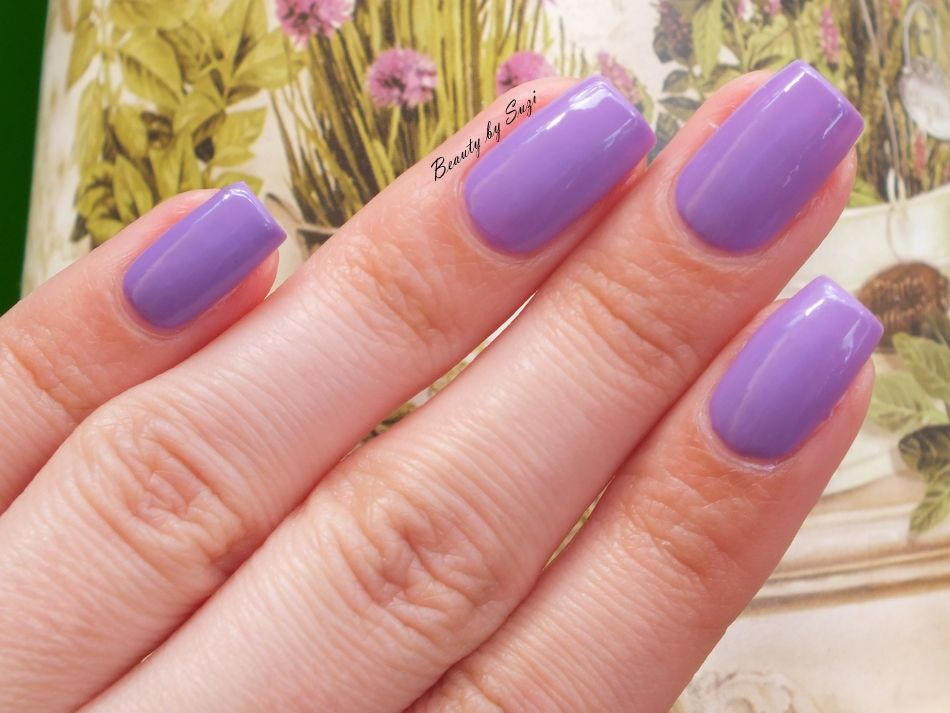 NYC In New York Color Quick Dry Nail Polish, 355 Lavender Blossom ...