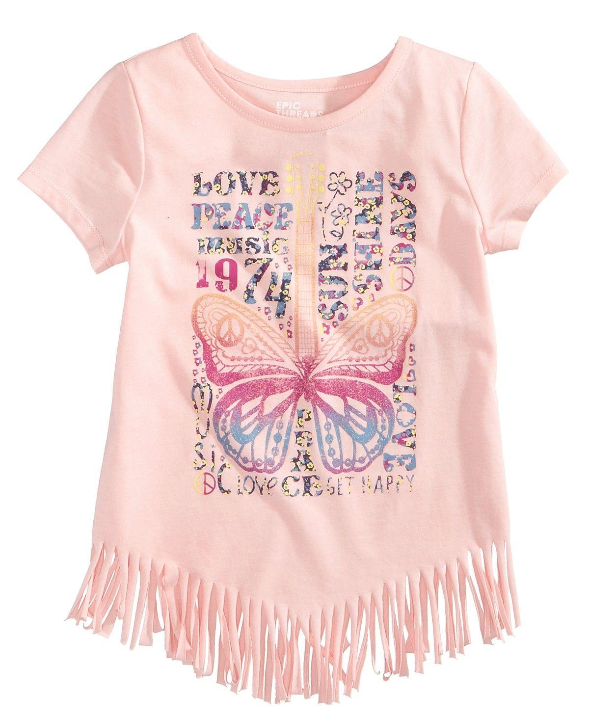 8711b7b1c Epic Threads Fringe T-Shirt