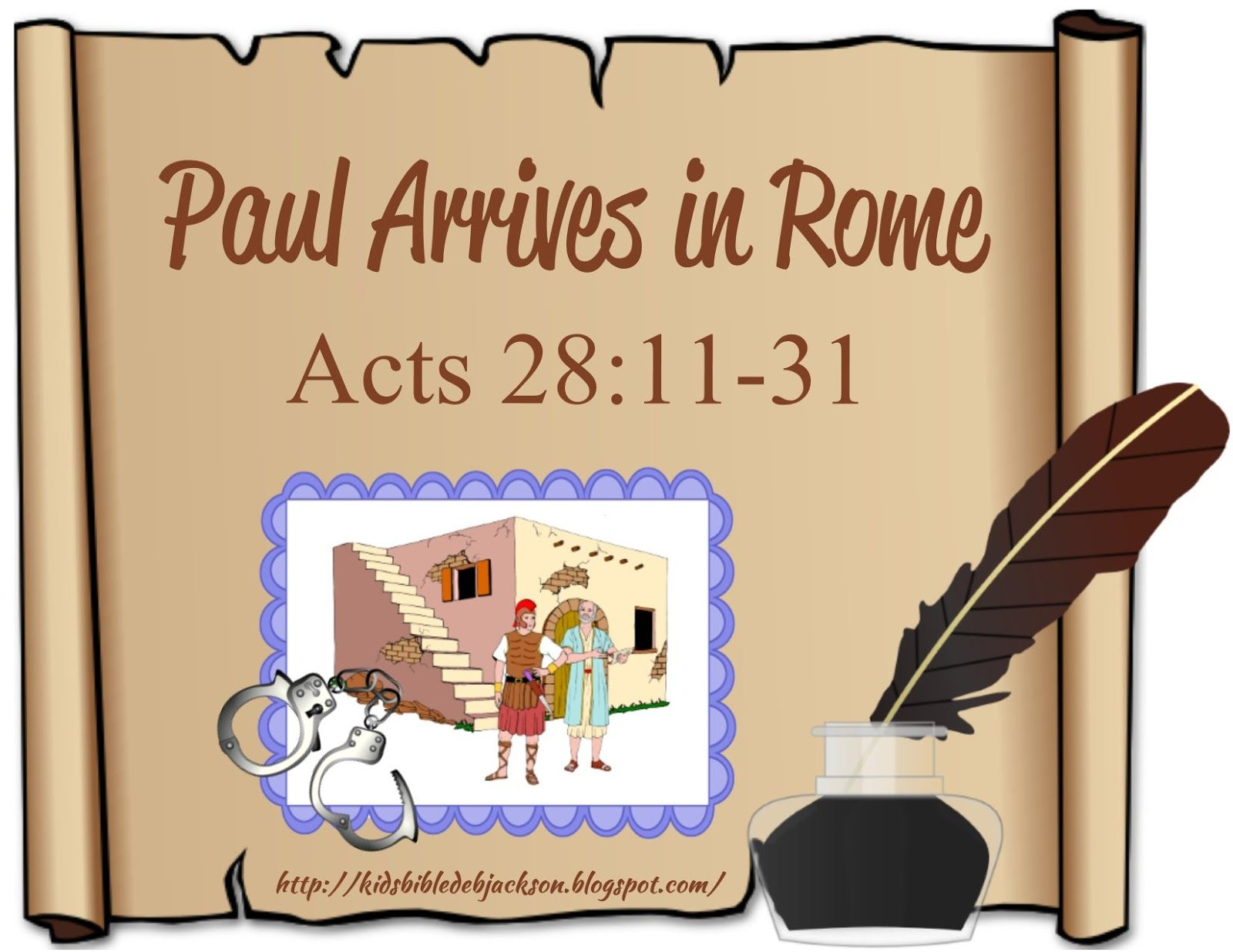 bible fun for kids paul is bit by a snake on malta bible paul
