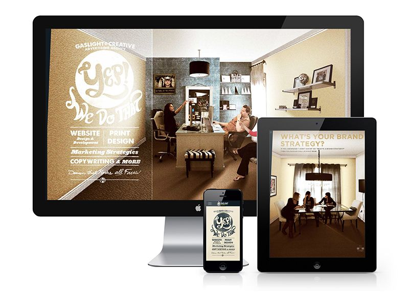 Gaslightcreative Webdesign Check Back And See How The Website Changes From Night To Day Branding Design Design Strategy Website Design