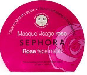 Sephora Face Mask Rose Face Mask