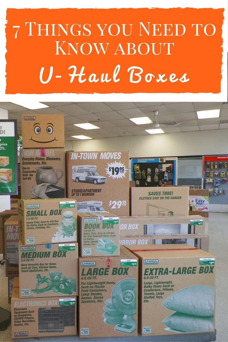 U box rental cost