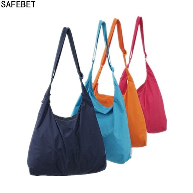 c73206b70 SAFEBET Korean Monolayer Swagger bag Got out Shopping Foldable Waterproof Shoulder  bag Rain Handbags Cover Storage Messenger bag