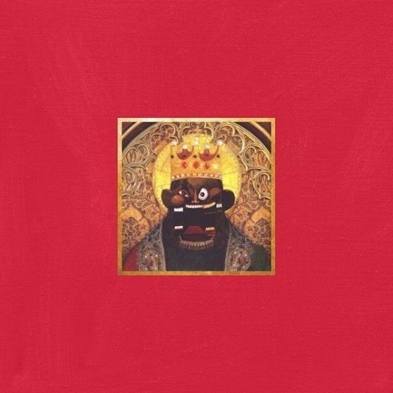 Monster Beautiful Dark Twisted Fantasy Dark And Twisted Album Art