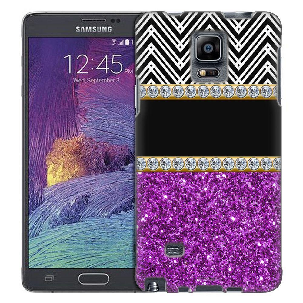 光膀子囹�a_SamsungGalaxyNote4GlitterPurplewithDiamondsSlimCase|Galaxynote4,Samsung
