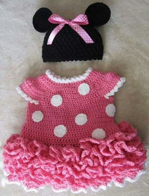 Minnie Mouse Crochet Pinterest Häkeln Stricken And Häkeln Ideen