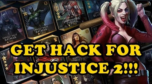 Injustice 2 Cheats Glitch iOS and Android - CREDITS, GEMS ...