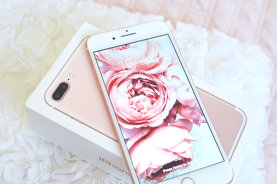 iphone 7 plus rose gold review milk bubble tea handy zubeh r zubeh r und nagellack. Black Bedroom Furniture Sets. Home Design Ideas