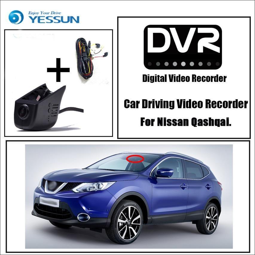yessun for nissan qashqai / car driving video recorder dvr mini
