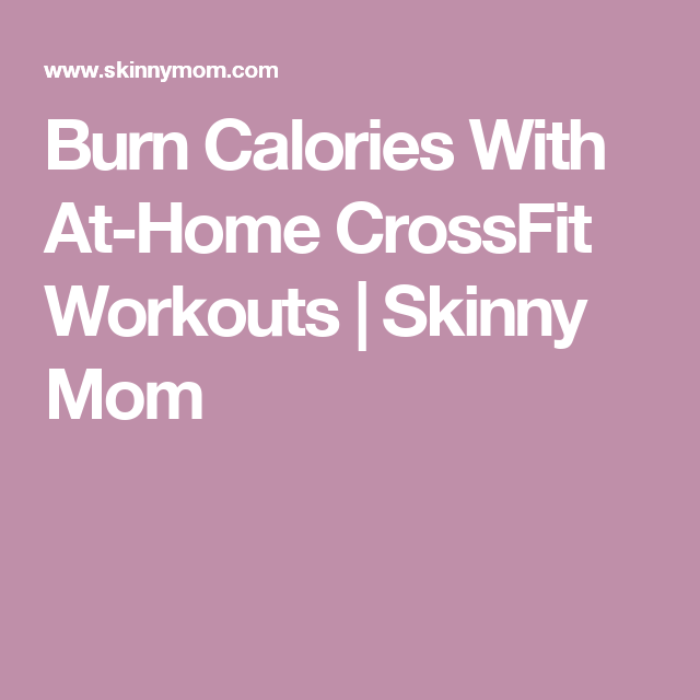 Blast 500 Calories Fast With This At-Home Circuit Workout ...