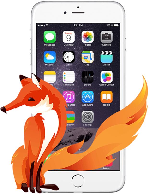Firefox pentru iOS a fost lansat in App Store Ipod touch