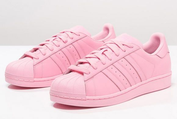 on sale 82492 a60fb Best Baskets   Sneakers 2017 2018   Adidas Originals SUPERCOLOR SUPERSTAR  Baskets basses light pink Baskets Femme Zalando Ventes-pas-cher.com
