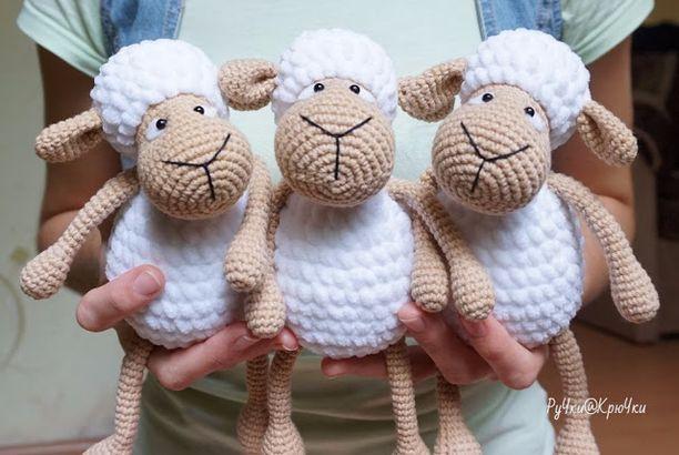 Free Amigurumi Lamb : Amigurumi sheep free pattern amigurumi free patterns amigurumi