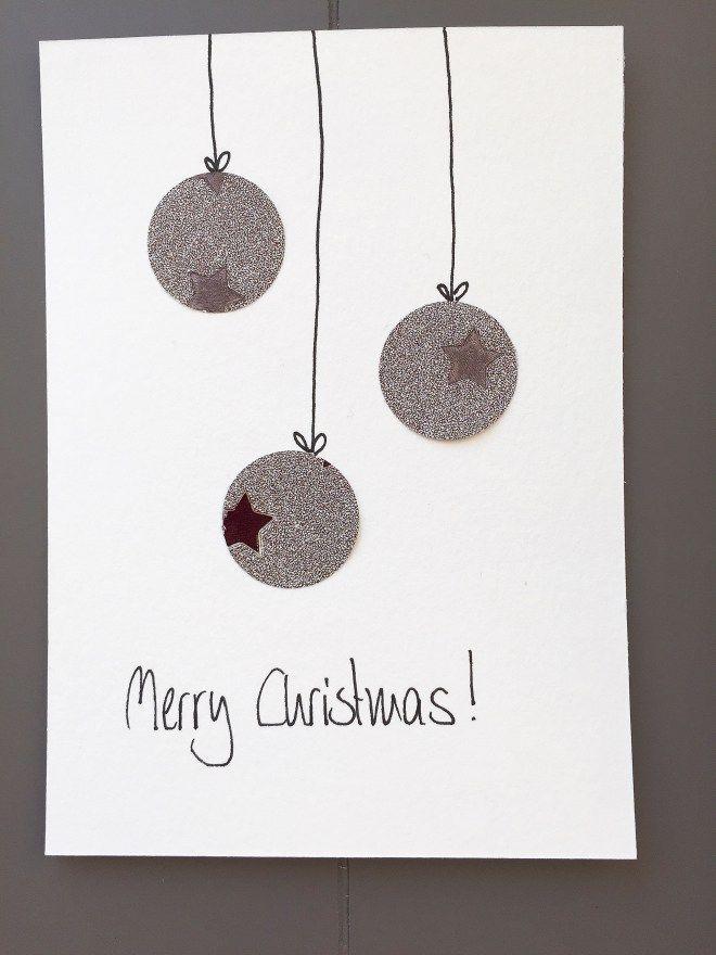 Attraktiv Bildergebnis Für Weihnachtskarten Selber Machen