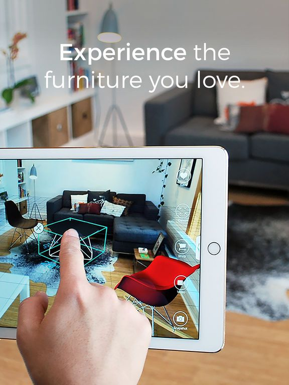 App To Design Your Room: Bring The Showroom To Your Living Room By Pair Inc