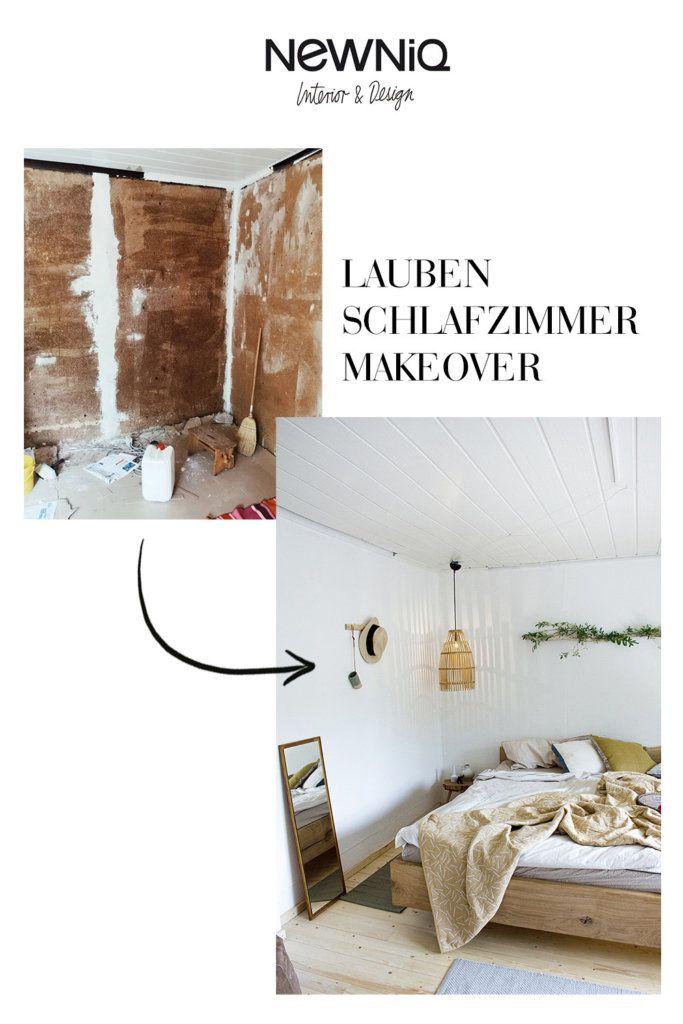 Laube einrichten: Mein Schlafzimmer - Newniq Interior Blog ...