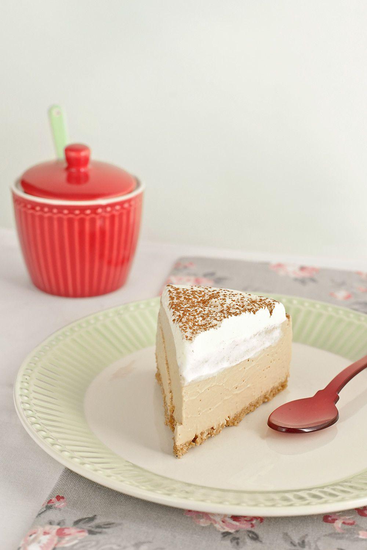 Cappuccino Cheesecake Receta Sin Horno Blog De Recetas De Repostería Recetas Faciles Postres Pasteles Sin Horno Reposteria Recetas
