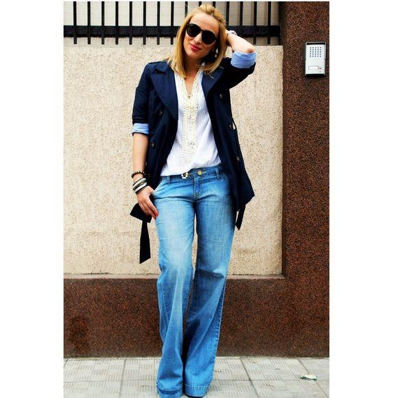 Comptoir De Cotonniers Miliani Wide Leg Jeans Denim Fashion Fashion Street Style