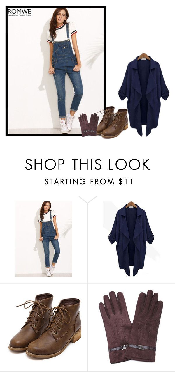 """""""Romwe XII/10"""" by minka-989 ❤ liked on Polyvore featuring romwe"""