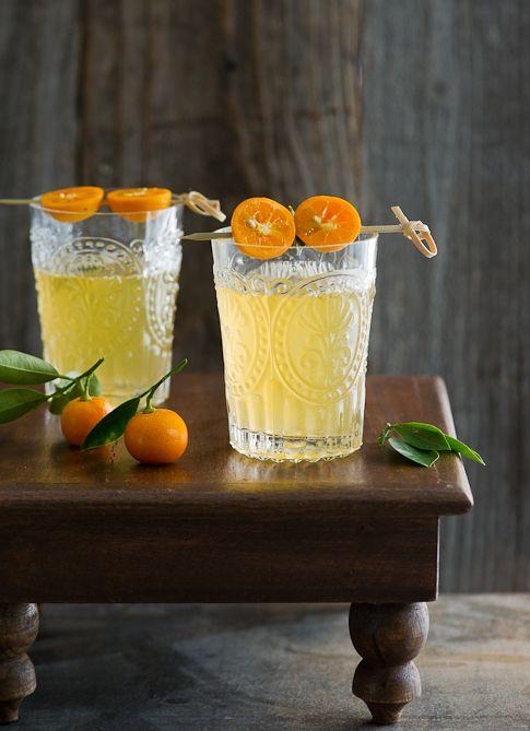 Kalamansi Lime Cocktail