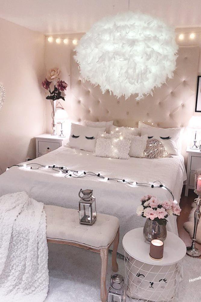 43 Inspirierende Teen Schlafzimmer Ideen, die Sie lieben werden - Die Kunst des ...