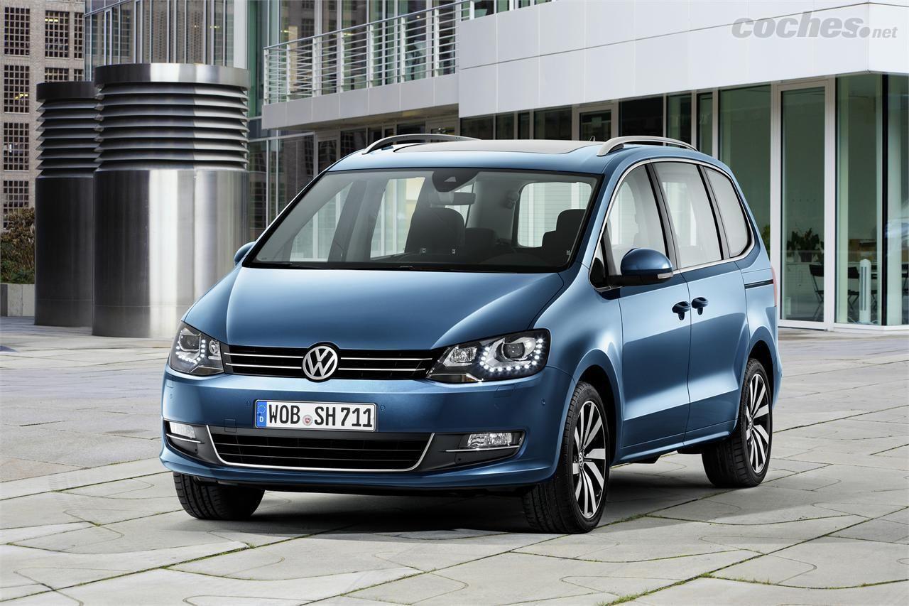 Fotos Volkswagen Sharan Volkswagen Vw Sharan Coches Nuevos