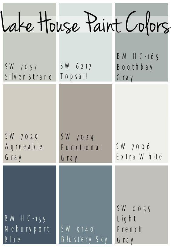 Die Besten Farben Für Seehausfarben - Beruhigende Blues Und Grautöne, Alle Die besten Farben für Seehausfarben - beruhigende Blues und Grautöne, alle Basement basement remodeling ideas