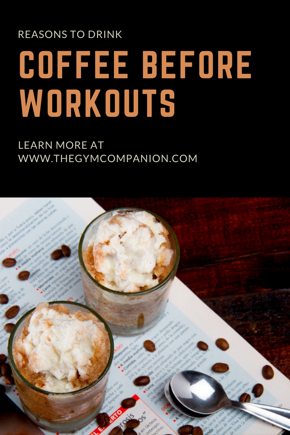 Should You Drink Coffee Before Workout? | TheGymCompanion | Recipe | Coffee before workout ...