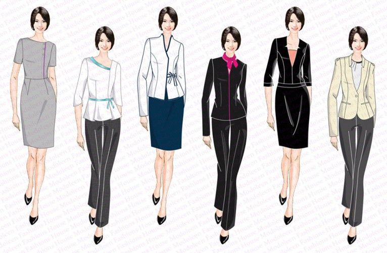 Beauty cosmetics uniform design uniform design for Uniform design for spa