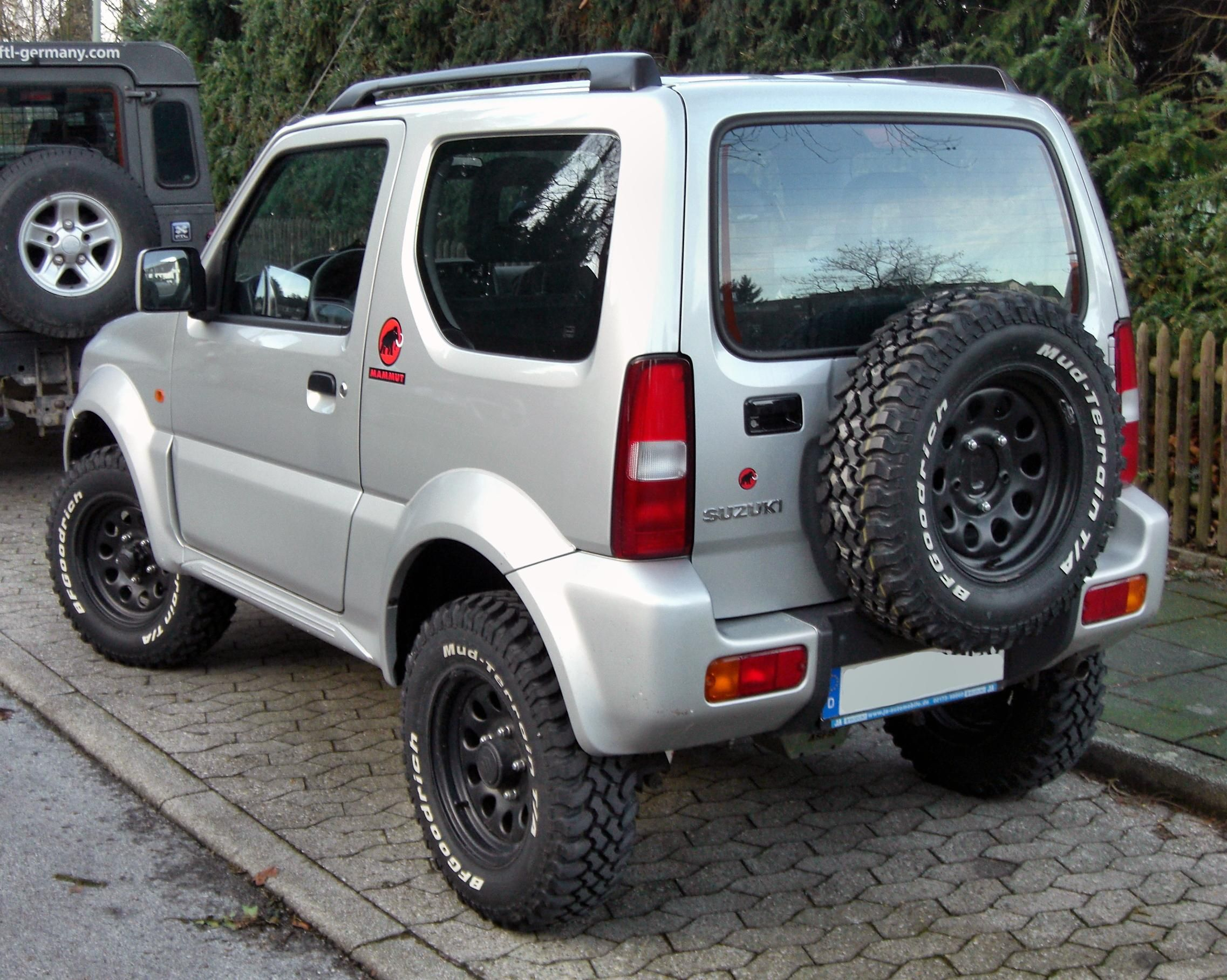 The Look I Want For My Jeep Suzuki Jimny Suzuki Suzuki Vitara 4x4
