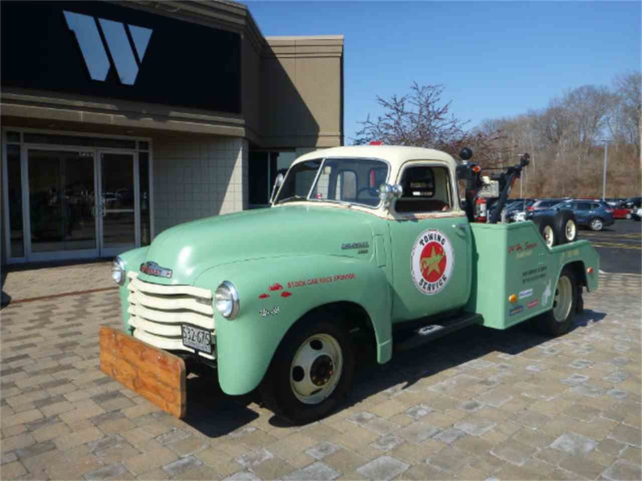 1949 Chevrolet 3800 Tow Truck in Milford, Ohio | 1947-53 Chevrolet ...