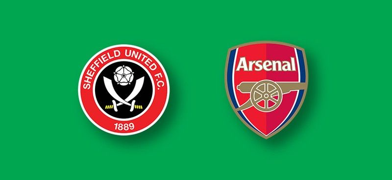 Arsenal Set To Locks Horn Against Sheff United Away At The