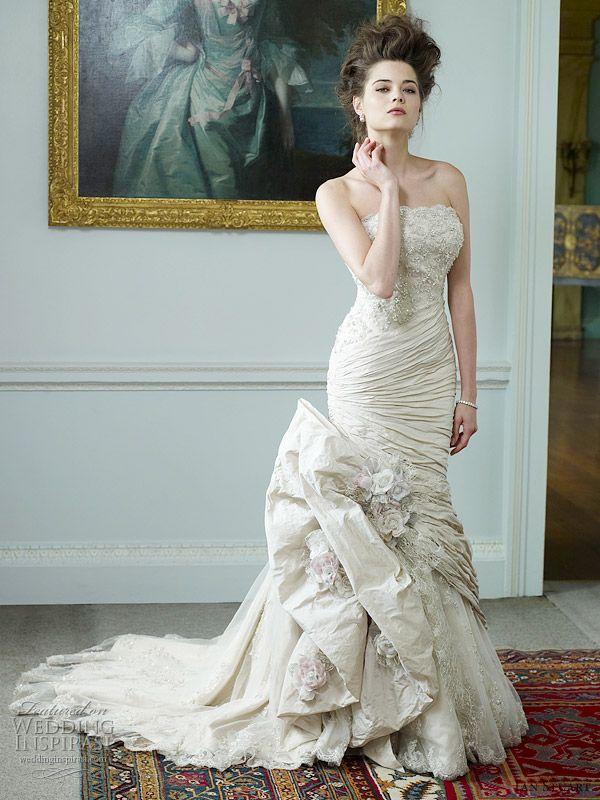 Ian Stuart Wedding Dress 2012 — Killer Queen Bridal Collection | Ian ...