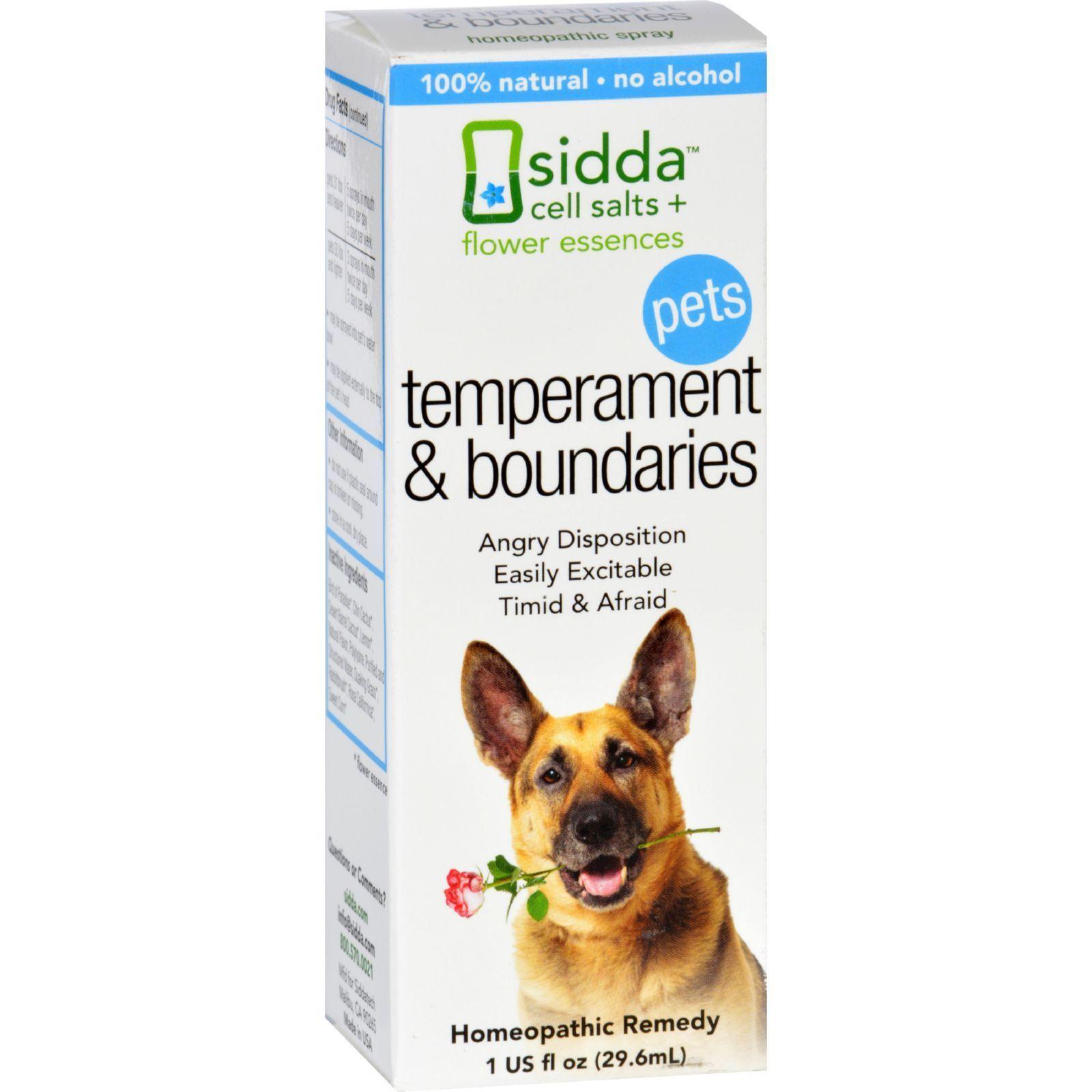 Flower Essences Temperment And Boundaries for Pets Pet 1
