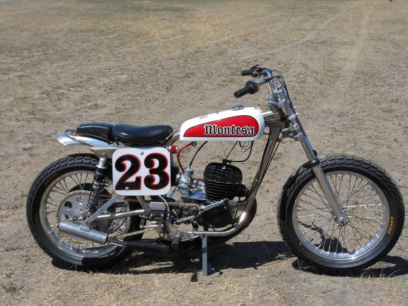 images 1974 champion flat track frame Rickman Montesa in