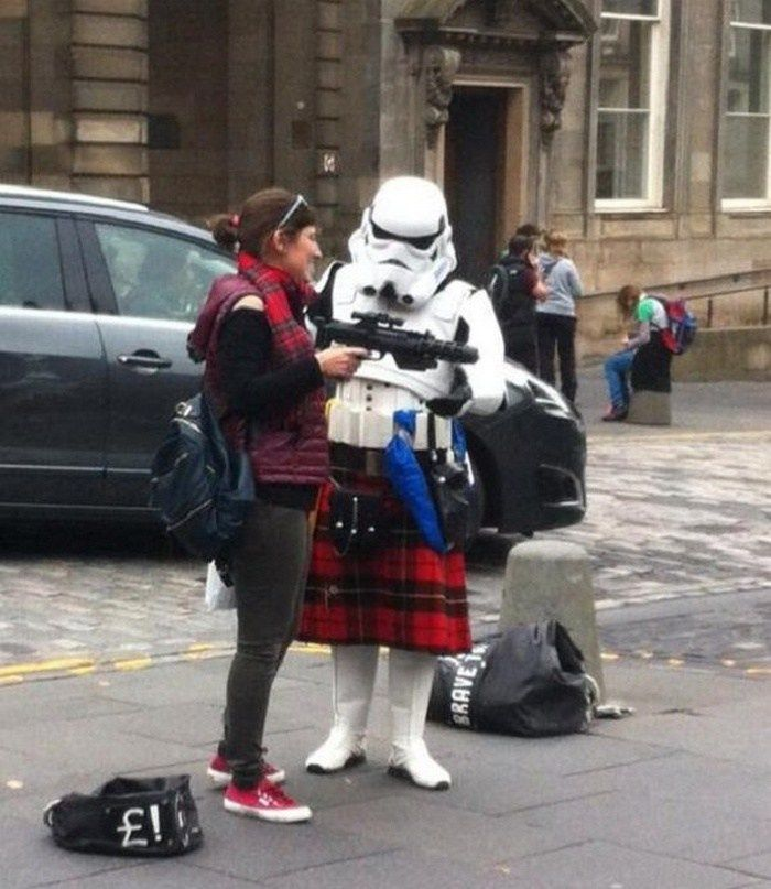 33 Best Only In Scotland Photos That You Have Ever Seen - Page 2 of 3 - DrollFeed