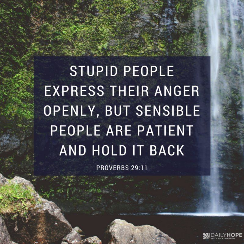 Anger Verses: Need Help With Anger? Anger Confounds Many People In Our