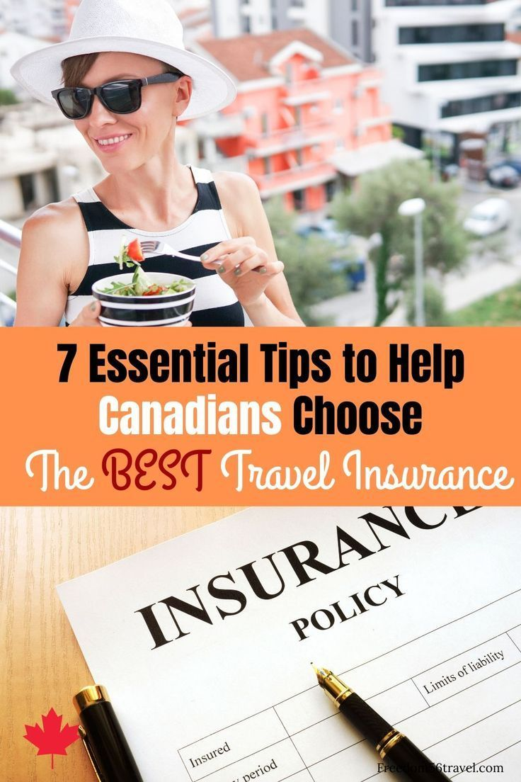 Reviews of the Best Canadian Travel Insurance