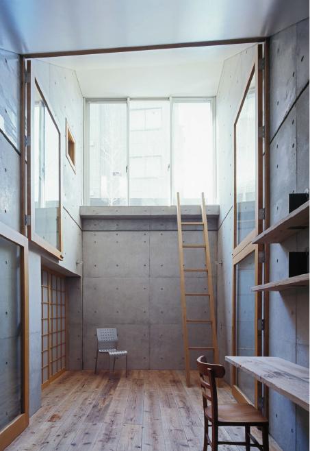 Wohnen In Tokio setagaya cooperative house hitoshi wakamatsu architects tokio