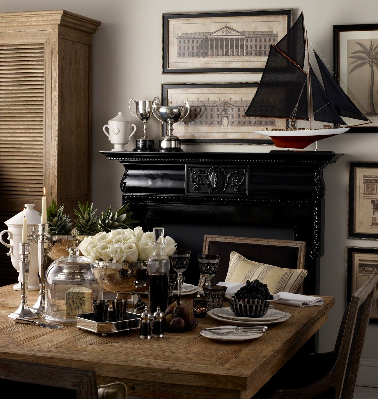 West Indies Interior Decorating Style Spring Summer 2012 British Colonial 3 Pinterest