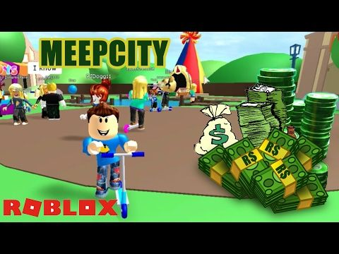 Roblox Meep City Codes Get Robux Promo Code Ways To Earn Money Faster On Roblox Meep City Get Baby Toys A House And Pet Items In 2020 Earn Money Fast Fast Money Earn Money