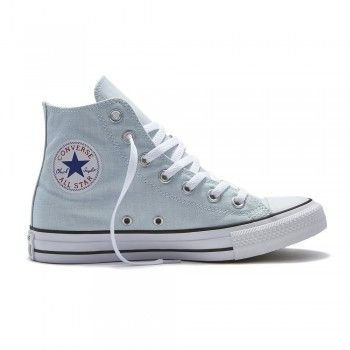 611ad57cae0d Converse Chuck 153865C Damen Sneaker High Polar blue