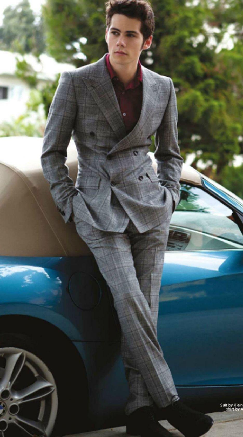 Dylan suit