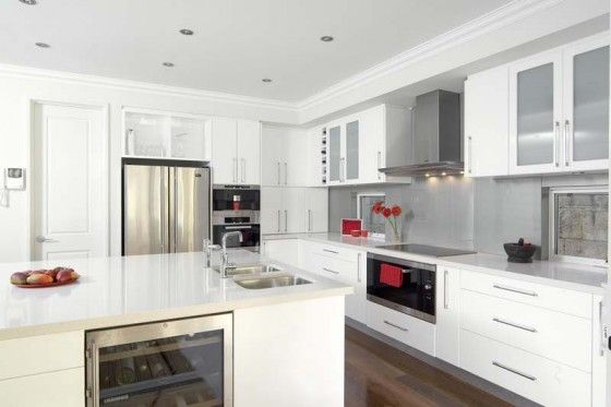Black and White Kitchen Ideas | Amazing Kitchens and Dining Areas ...