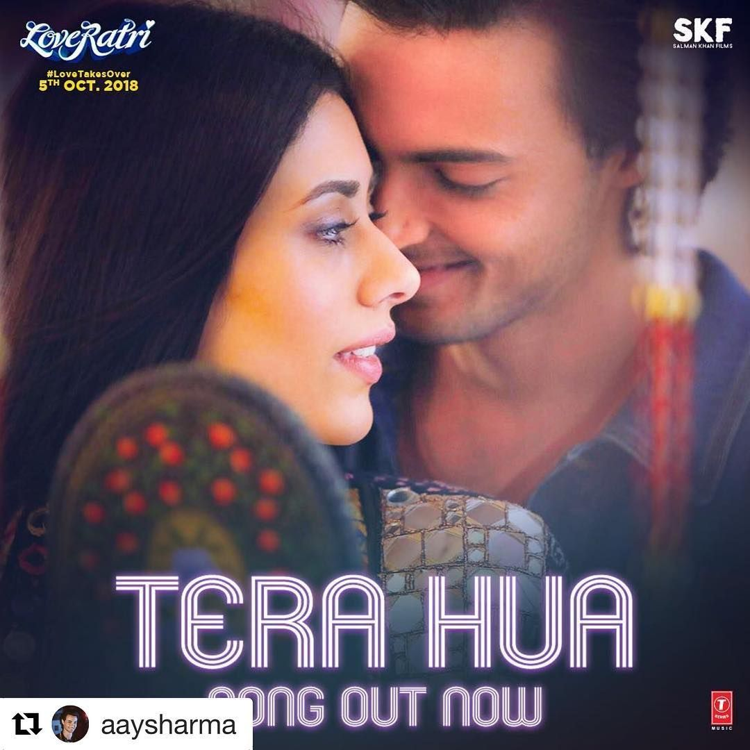 Repost Aaysharma With Get Repost Loveratri S Love Anthem Of The Year Is Out Now Terahua Sung By None Other Than Ati Mp3 Song Download Mp3 Song Songs